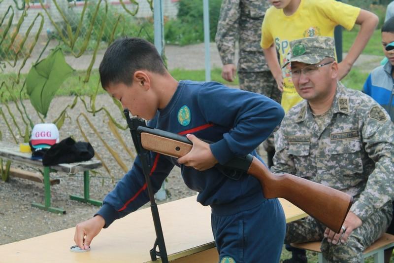Военнизированная эстафета (9)